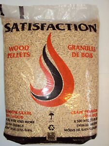 Brand New Sealed Wood Pellets