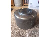 WASHING MACHINE DRUM FIRE PIT INCINERATOR PATIO HEATER BBQ CAMPING FIRE