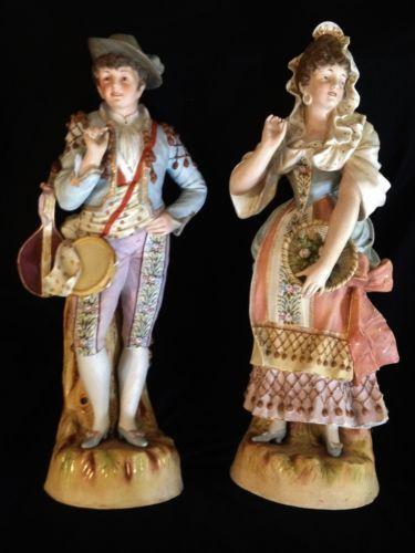 Bisque Statue Ebay