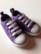 Toddler Purple Converse