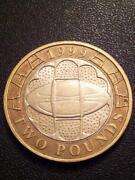 1999 2 Pound Coin