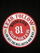 Hells Angels Support Patches