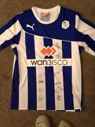 Sheffield Wednesday Signed Shirt