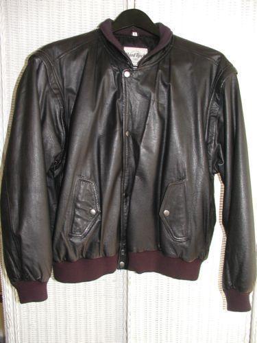 Hard Rock Cafe Leather Jackert