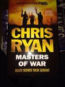 Chris Ryan Signed