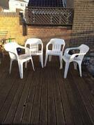 Plastic Patio Chairs