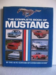 The Complete Book Of Mustang London Ontario image 1