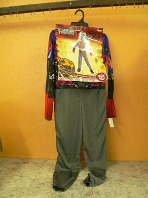 Transformers Optimus Prime Costume Revenge Fallen Halloween Costume New Med (Halloween Transformer Costume)