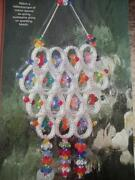 Plastic Canvas Suncatcher