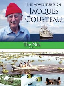 The Adventures Of Jacques Cousteau - The Nile - DVD - BRAND NEW SEALED