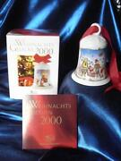 Hutschenreuther Weihnachtsglocke 2000