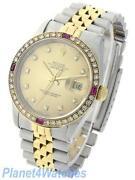 Mens Rolex Watches Diamond
