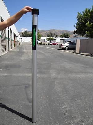 New Heavy Duty 22' Fiberglass Telescoping Flag Pole, flagpole
