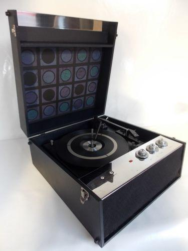 60s Record Player Ebay
