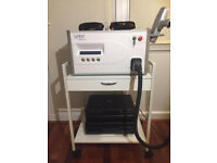 Lynton Laser Nd:Yag Luminette Q Switch Tattoo Removal Machine - 6 months old