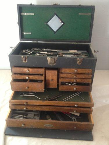 Kennedy Tool Box >> Gerstner Tool Box | eBay