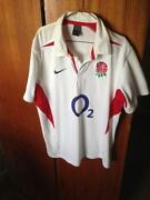 England Rugby Shirt