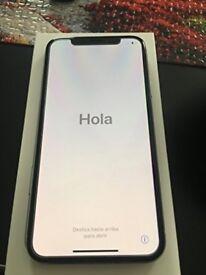 I Phone x 64 GB White Unlocked