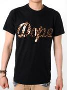 Leopard T-shirt Men