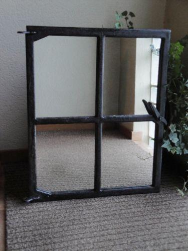 altes eisenfenster fenster ebay. Black Bedroom Furniture Sets. Home Design Ideas