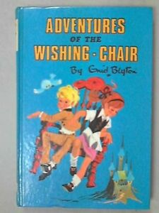 The Adventures of the Wishing-chair (Rewards),Enid Blyton