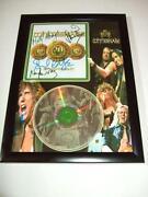 Whitesnake Signed