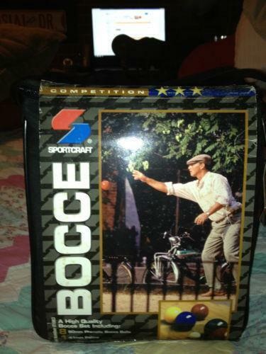 Vintage Bocce Ball | eBay