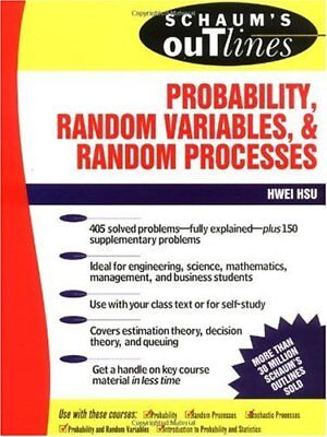 Schaums Outline Of Probability  Random Variables  And Random Processes