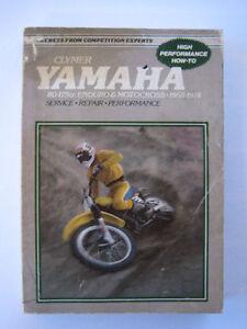 yamaha enduro+mx 1968-1978