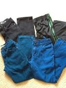 Boys Pants Size 8 Lot