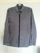 Mens Slim Fit Shirt 15.5