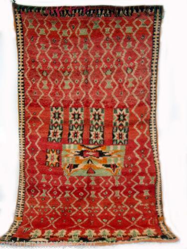 Moroccan Beni Rug Ebay