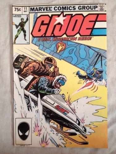 Gi Joe Comics
