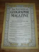 National Geographic 1925