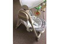 Chicco Baby Motorised Swing With Canopy