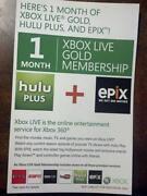 Xbox 360 Live Codes