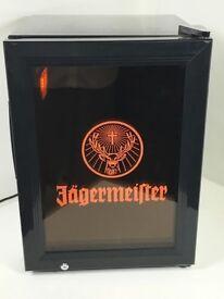 jaegermeister fridge freezer. brand new!
