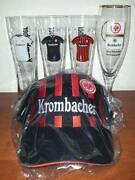 Krombacher Biergläser