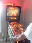 Williams Pinball Machine