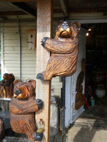 Chainsaw Bear Sculpture Amp Carvings Ebay