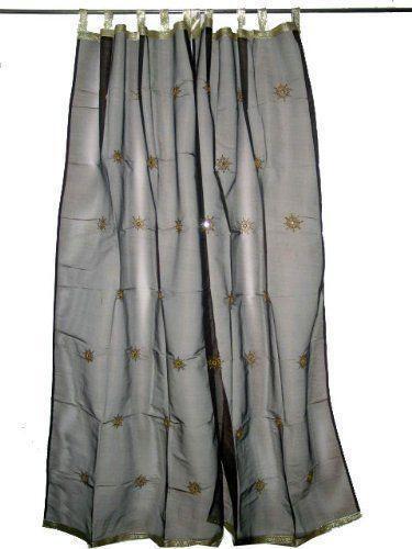 Organza Curtains Ebay