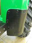 John Deere Right Splash Guard and Rivets Gator Fen picture