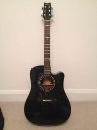 Washburn Acoustic Guitar | eBay