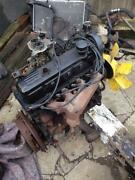 Ford Pinto Engine