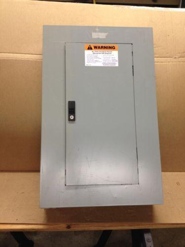 General Electric Panel Ebay