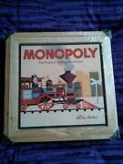 Vintage Monopoly Set