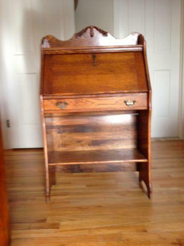 Antique Childs Desk Ebay