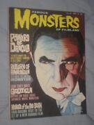 Famous Monsters 30