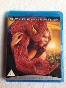Spiderman Blu Ray