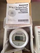 Honeywell Thermostat Round